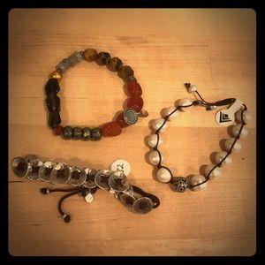 Silpada bracelet lot